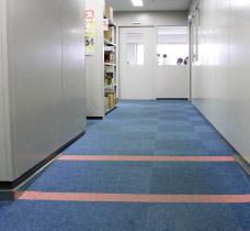 床面段差の解消